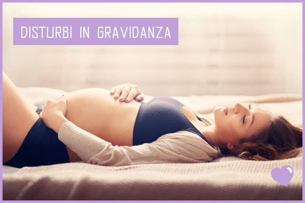 Disturbi in gravidanza