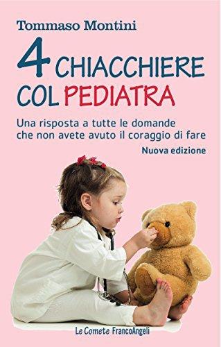 4 pogovori s pediatrom - ovitek knjige Montini