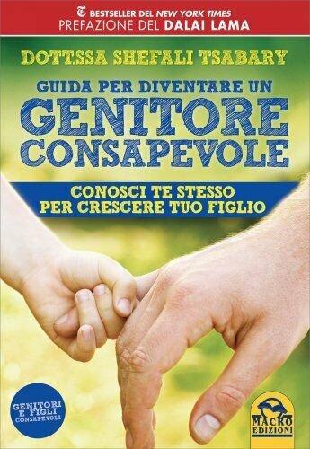 Vodnik po zavestnem starševstvu - naslovnica knjige