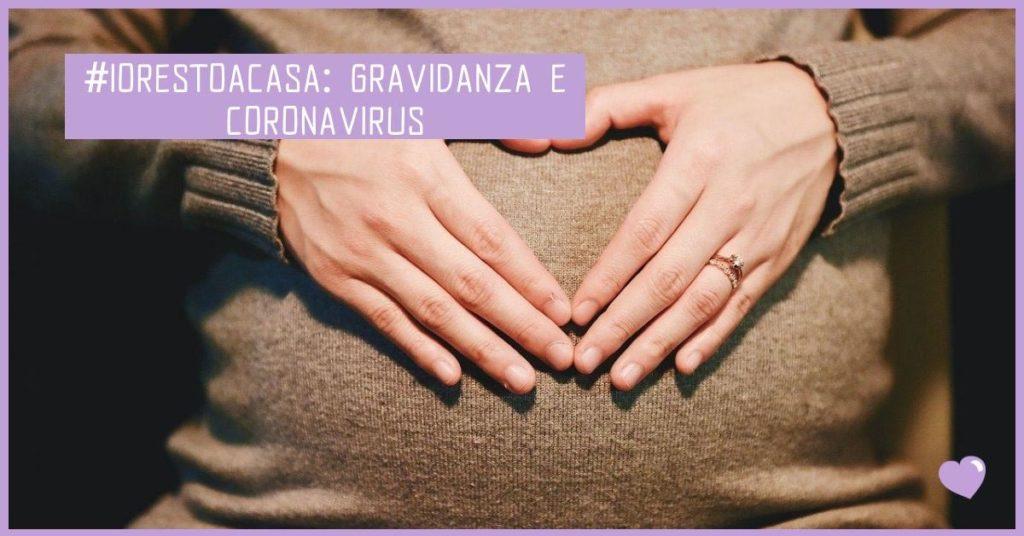 Coronavirus e gravidanza