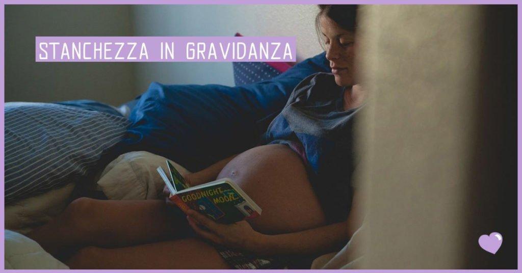 Stanchezza e sonnolenza in gravidanza